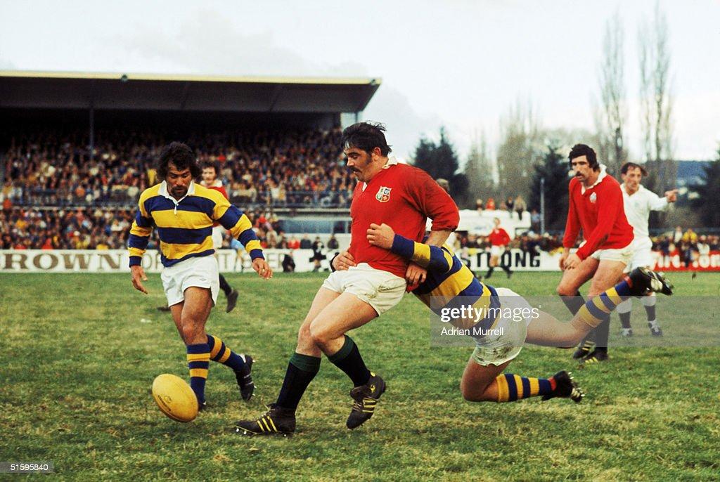 Bobby Windsor of the British Lions : News Photo