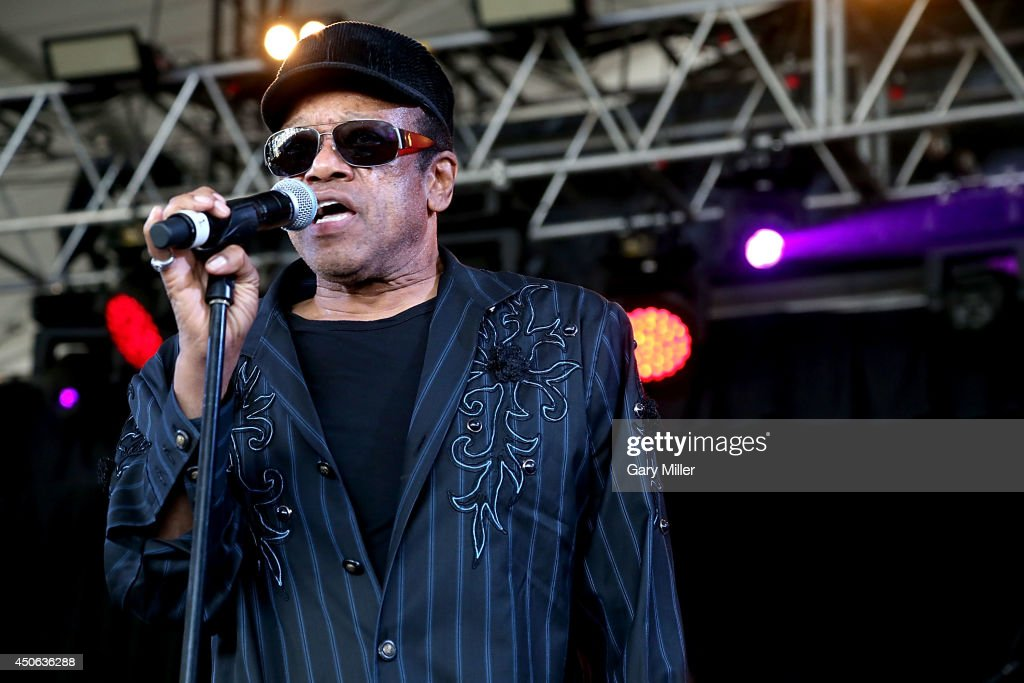Bobby Womack performs in concert during the 2014 Bonnaroo Music & Arts Festival on June 14, 2014 in Manchester, Tennessee.