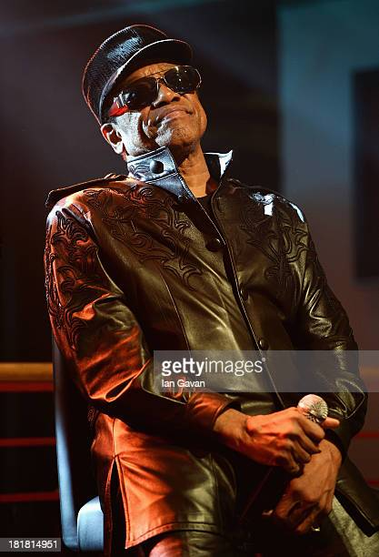 Bobby Womack performs on the From The Storehouse With Dermot Whelan show, which aired on RTE 2, ahead of this year's Arthur's Day celebrations on...