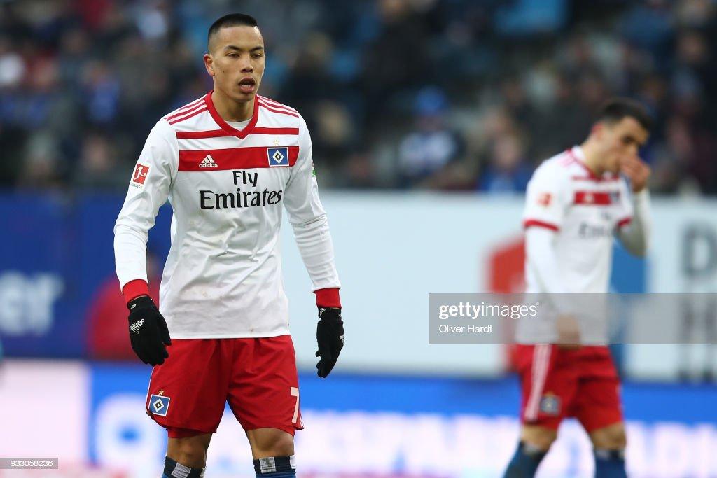 Hamburger SV v Hertha BSC - Bundesliga : News Photo