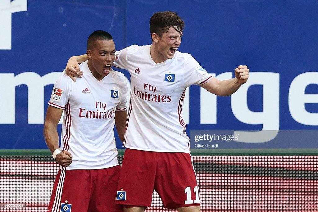 Hamburger SV v FC Ingolstadt 04 - Bundesliga