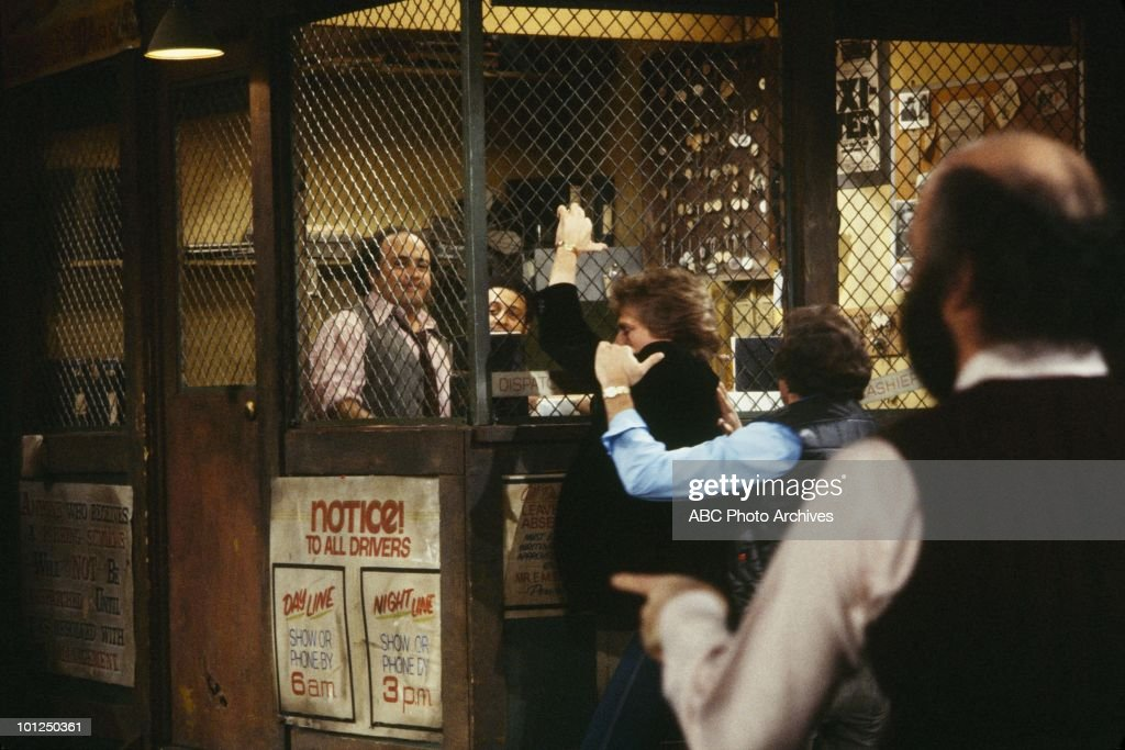 TAXI - 'Bobby's Roomate' which aired on April 09, 1981. (Photo by ABC Photo Archives/ABC via Getty Images) DANNY