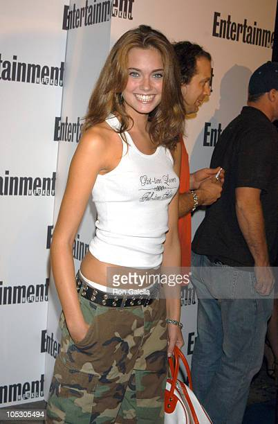 Bobette Riales during 2nd Annual Entertainment Weekly It List Party at The Roxy in New York City New York United States