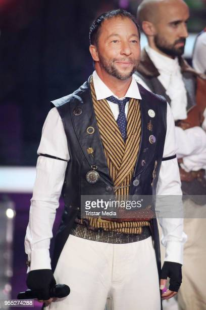 Bobo during the tv show 'Willkommen bei Carmen Nebel' at SachsenArena on May 5 2018 in Riesa Germany