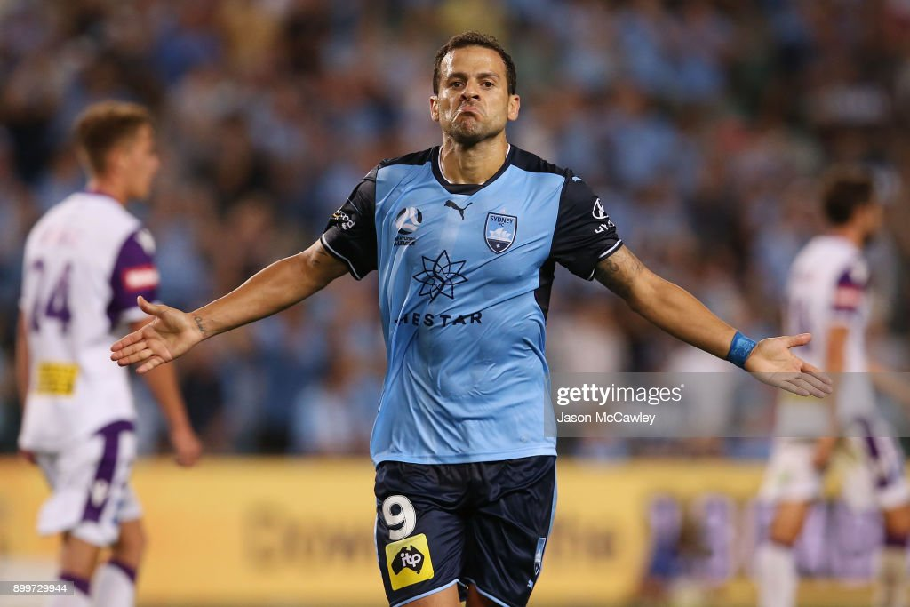 A-League Rd 13 - Sydney v Perth