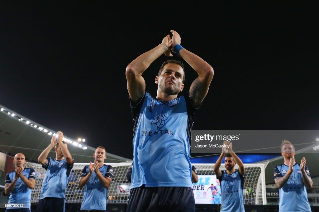 A-League Rd 13 - Sydney v Perth