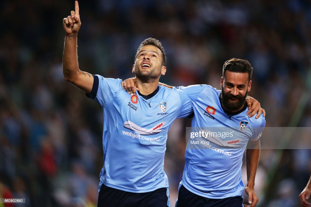 A-League Rd 25 - Sydney v Melbourne