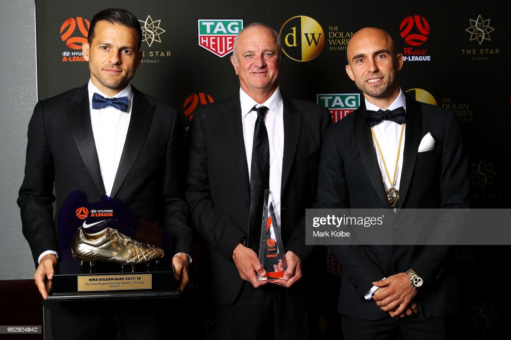 Dolan Warren Awards : News Photo
