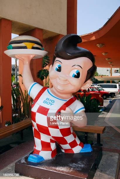 bob's big boy hamburgers, burbank. - big bobs stock photos and pictures