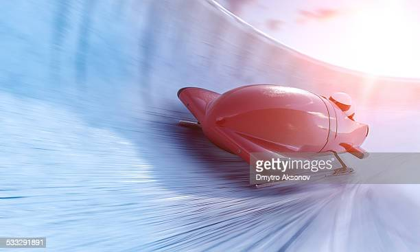 bobsleigh team - bobsleigh stock pictures, royalty-free photos & images