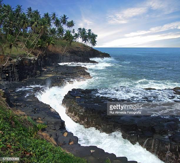 Boca do Inferno, São Tomé