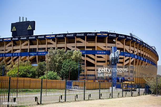 Boca Juniors de Argentina Stadium