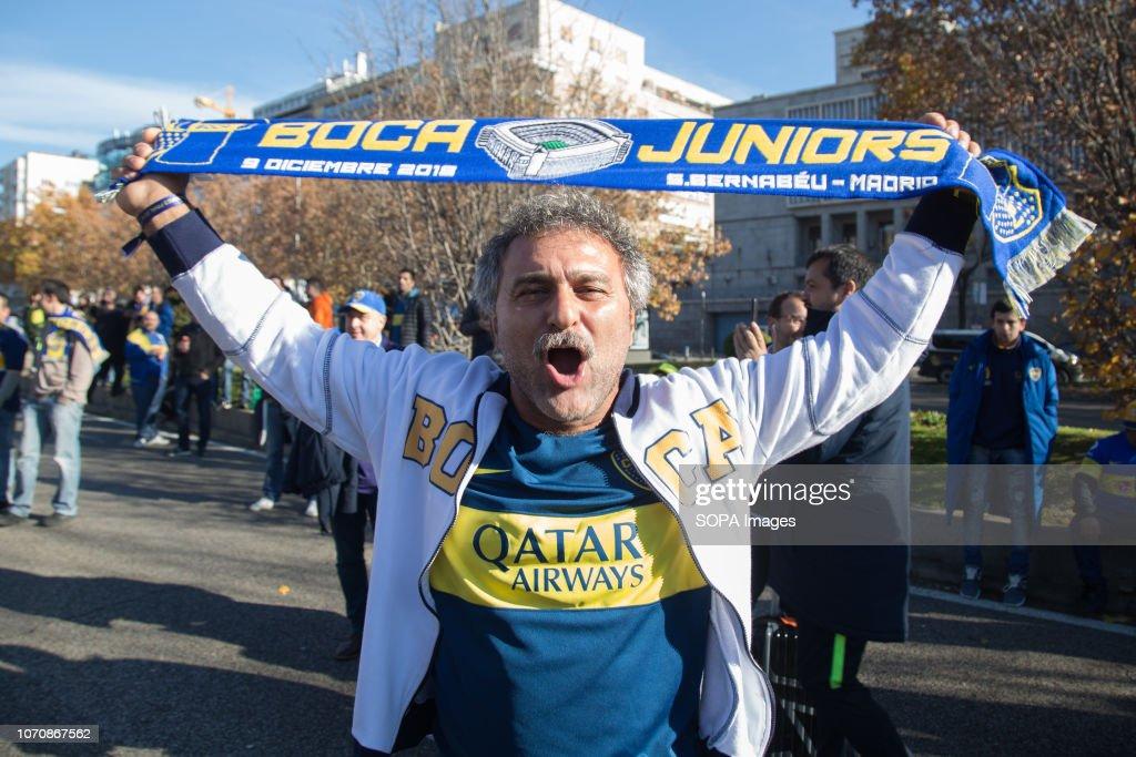 Boca Juniors Scarf