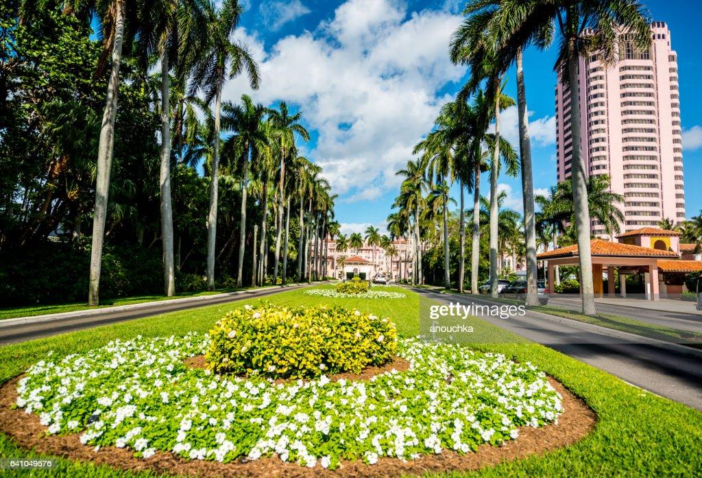 Boca Raton Resort and club, Florida, USA : Stock Photo