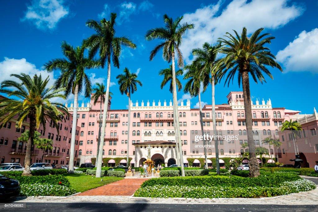 Boca Raton Resort and Club, USA : Stock Photo