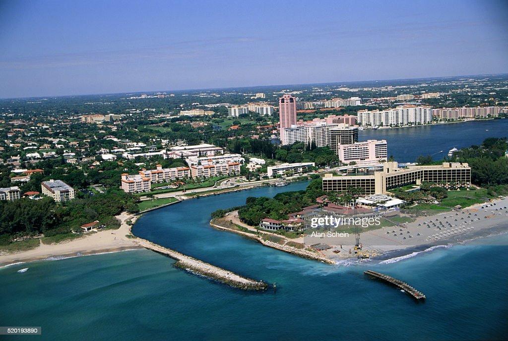 Boca Resort : Stock Photo