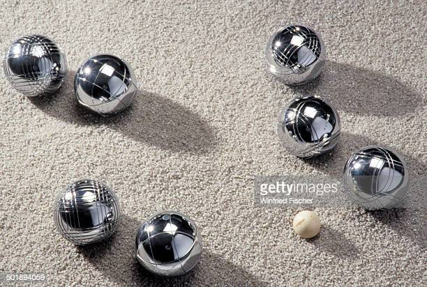Bocchia balls