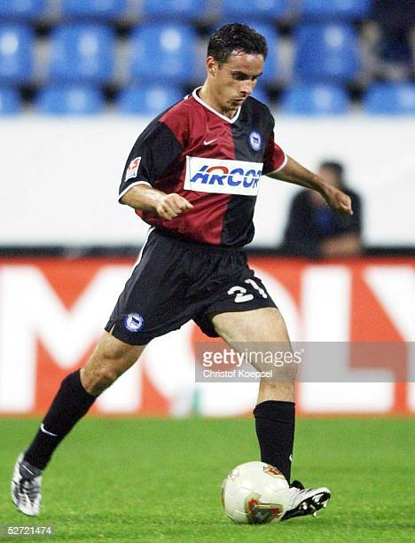 FINALE 2002 Bochum HERTHA BSC BERLIN FC SCHALKE 04 41 Michael HARTMANN/HERTHA