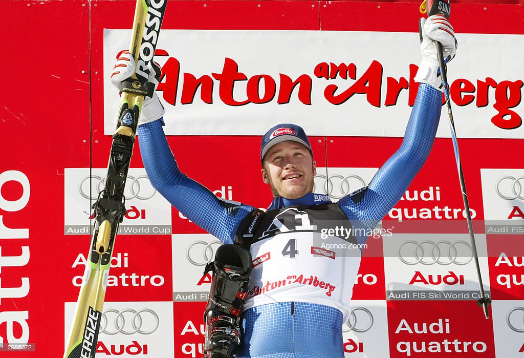FIS Alpine Ski World Cup : News Photo