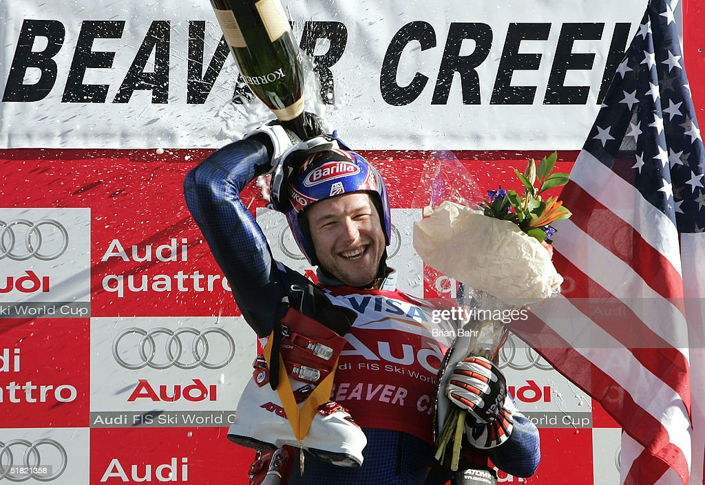 FIS World Cup Downhill : News Photo
