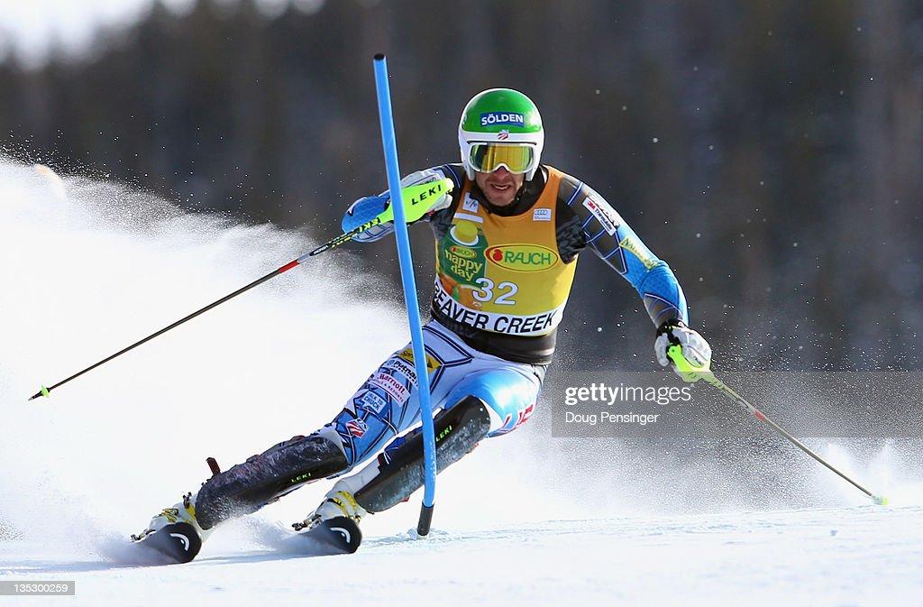 Audi FIS World Cup - Men's Slalom : News Photo