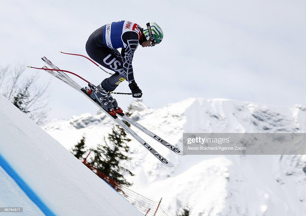 AUDI FIS World Cup - Men's Super Combined : News Photo