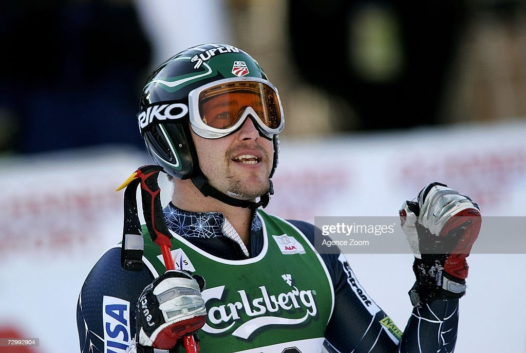 Men's Alpine FIS Ski World Cup - Wengen : News Photo