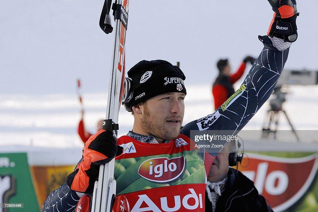 Men's FIS Ski World Cup Super-G - Hinterstoder : News Photo