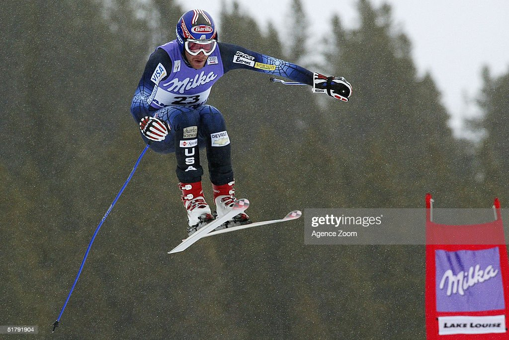FIS Ski World Cup Men's Downhill - Lake Louise : News Photo