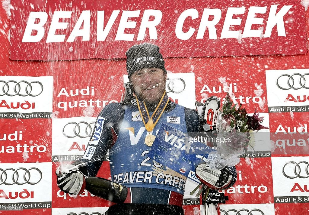 Mens Alpine FIS Ski World Cup - Beaver Creek : News Photo