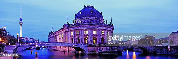 Bode Museum on the Museum Island