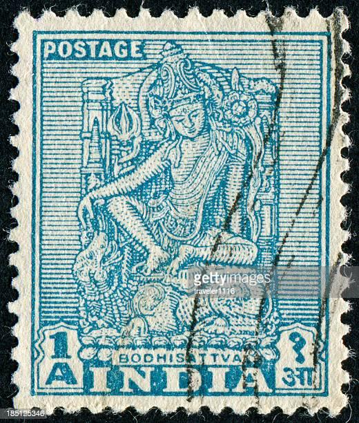 Bodhisattva Stamp