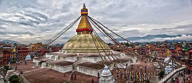 Bodhnath Stupa Kathmandu