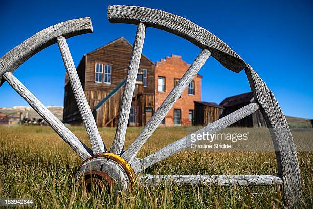 Bodie, california, usa, abandoned, ghost town, old building, heritage, historical sight