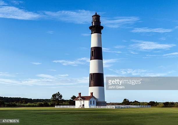 Bodie Island Lighthouse along the Outer Banks