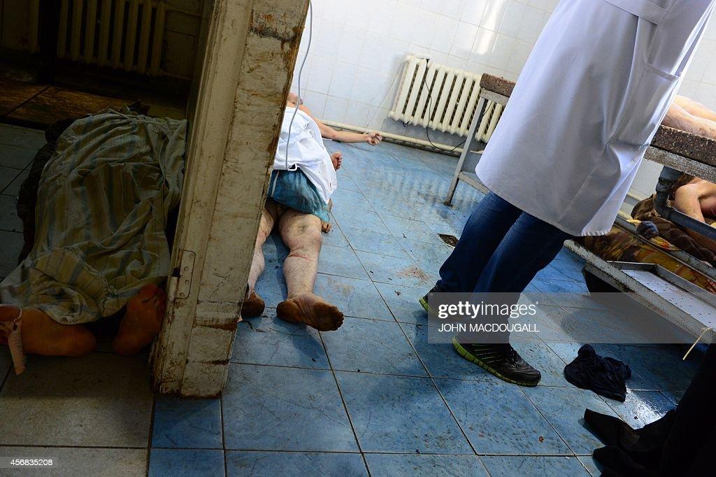 1. Provincial Municipal Mortuary, Nakuru Bodies littered the floor ...