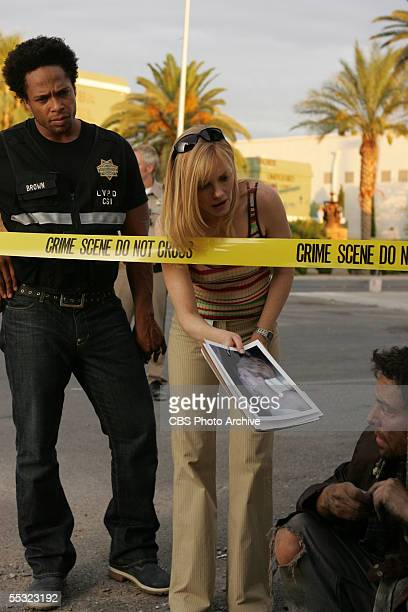'Bodies in Motion' The CSI team investigates the murder of a nightclub stripper on CSI CRIME SCENE INVESTIGATION scheduled to air on the CBS...