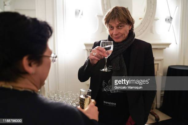 Bodo Korsig during the Celebration Of Achille Salvagni at Maison Gerard at the Elizabeth Collective on November 19 2019 in New York City