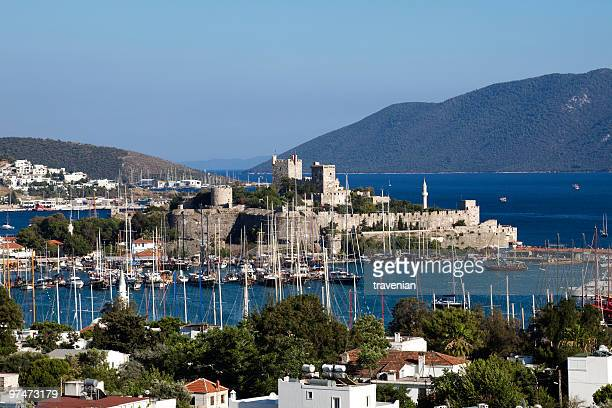 Bodrum Castle and Harbour