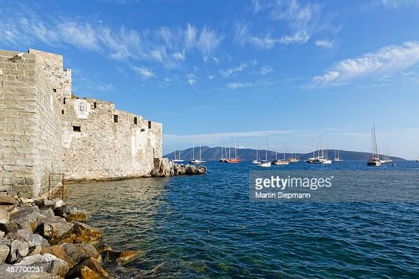 Bodrum Castle, Bodrum, Mugla Province, Aegean Region, Turkey Province
