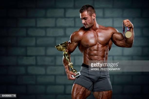 Body Building Champion
