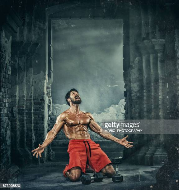 body building dungeon - dungeon stock photos and pictures