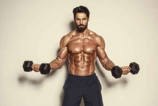 Body Building Workout 843435340