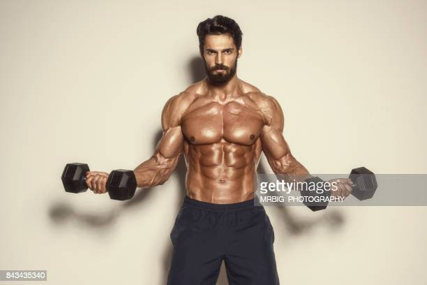 Body Building Stock Photos And Pictures