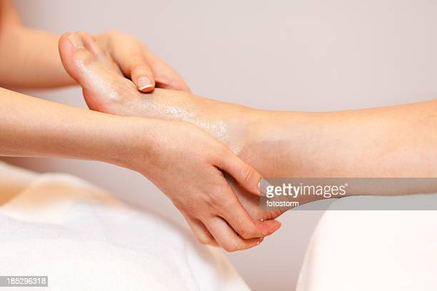 Body care - Feet massage
