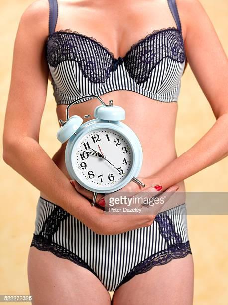 Body clock menopause