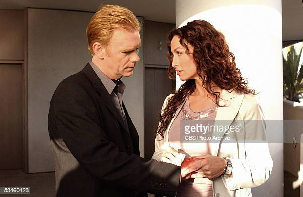 'Body Count' Detective Yelina Salas helps Horatio track down a dangerous prison escapee on the special 75minute firstseason finale of CSI MIAMI...