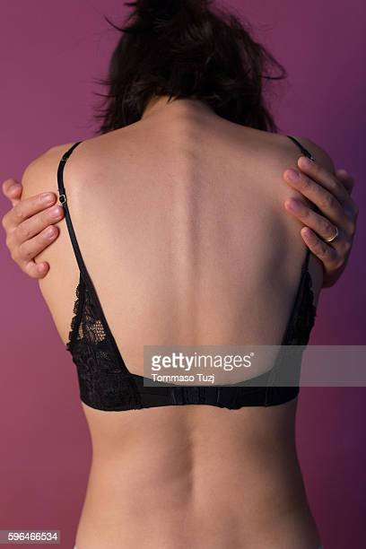 body details of a young woman - female bare bottoms stock pictures, royalty-free photos & images