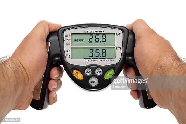 Körperfett-Messgerät Verlust