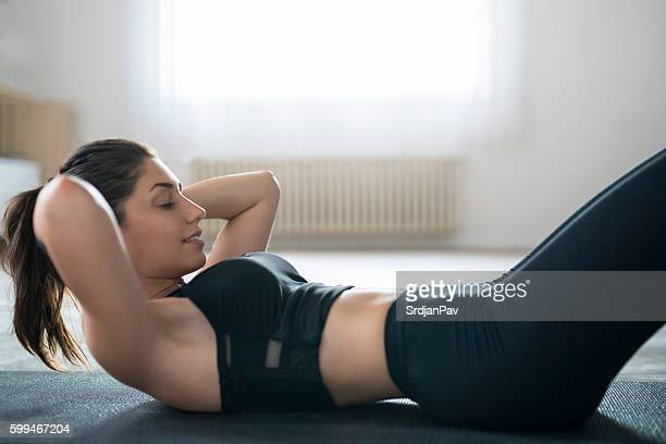 body work - perfect female body shape stock photos and pictures